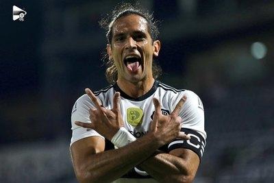 Roque anuncia su último viaje en Olimpia: 'Ratifico mi amor hacia esta camiseta'
