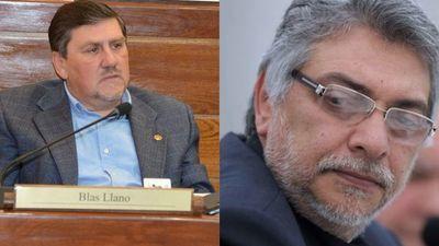 2023: Llano y Lugo inician conversaciones sobre eventual concertación