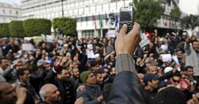 La Nación / La Primavera Árabe, la primera revolución smartphone