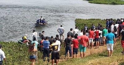 La Nación / Encuentran a la cuarta persona ahogada en el río Paraná, en Ayolas
