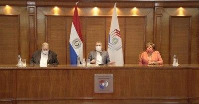 La Nación / Elecciones municipales para el 2021 fueron convocadas oficialmente por el TSJE