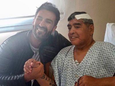"""Leonardo Luque, cirujano de Maradona: """"Yo hice lo mejor con Diego"""""""