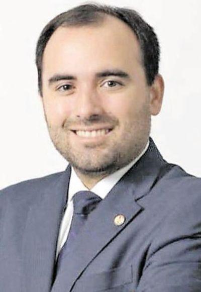 """""""Tenemos un gran desafío de trabajo, le pido a todos los colegas que me ayuden"""", Abg. Jorge Bogarín nuevo miembro del CM"""