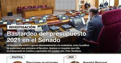 La Nación / LN PM: Las noticias más relevantes de la siesta del 30 de noviembre