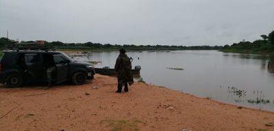 Rescatan cuerpos de jóvenes desaparecidos en el río Paraguay