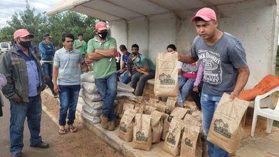 Devuelven semillas presuntamente sobre facturadas al MAG