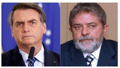 Elecciones en Brasil: Jair Bolsonaro y Lula da Silva sufren duros golpes