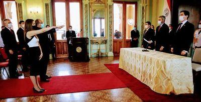 Juran nuevos embajadores en Aladi, Mercorur y Alemania