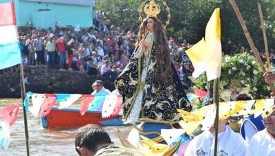Itapé no suspende festividades marianas presenciales