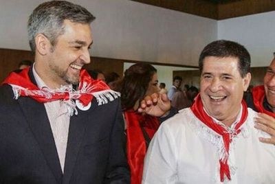 ¿Cartistas retiran su apoyo a Mario Abdo Benítez?