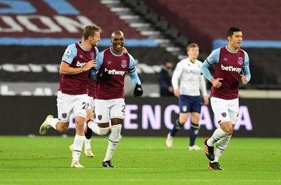 El West Ham de Balbuena logra su tercera victoria consecutiva