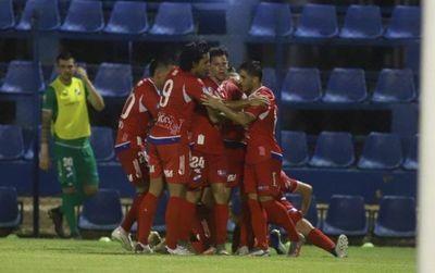 En un partidazo, Nacional derrotó a Sol de América