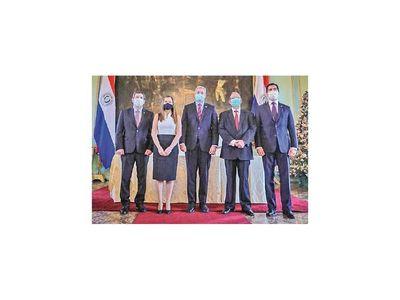 Embajadores para Alemania y Aladi están listos para asumir