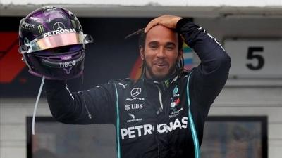 """HOY / F1: Hamilton, con síntomas """"leves"""", da positivo al COVID-19"""