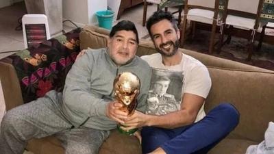 HOY / La investigación de la muerte de Maradona se centra en el médico que lo atendió
