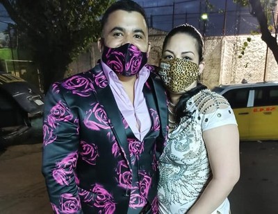 """Abogado """"leopardo"""" golpeado por su esposa: """"Me dio la garroteada de mi vida, dejándome incluso un ojo morado"""""""