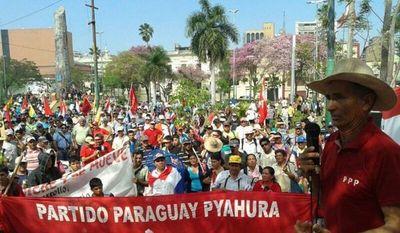 Partido Paraguay Pyahura convoca a una movilización por el día internacional de los Derechos Humanos