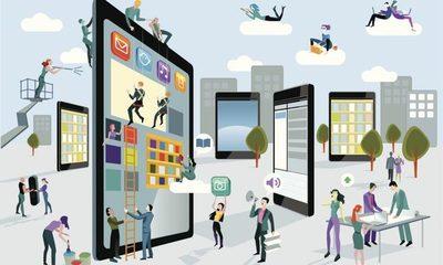El 80% de las empresas acelera su transformación digital