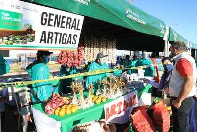 """Feria Agropecuaria """"MAG-Delivery"""" este martes en la Plaza O'leary de Asunción"""