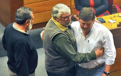 """Llano, Lugo y Pereira en la búsqueda de un """"acuerdo amplio"""" en el bloque opositor de cara a las elecciones"""