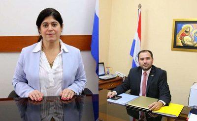 Bogarín y Seifart, nuevos miembros del JEM