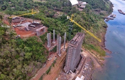 Mario Abdo y Bolsonaro visitarán obras del Puente de Integración