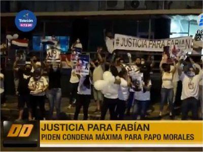 Familia de fallecido pide que Papo Morales pase a Tacumbú