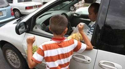 HOY / Niñez intensifica monitoreo por incremento de niños en situación de calle