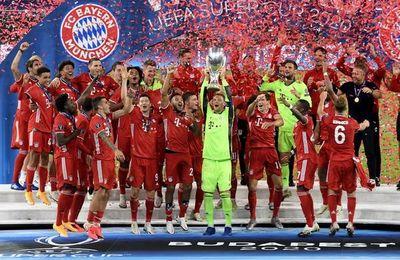 Bayern copa nominados al XI de UEFA