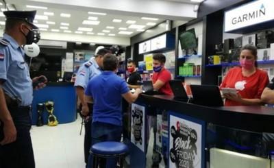 """""""Compras Paraguai"""" aclara que no existió caso de estafa a brasileño"""