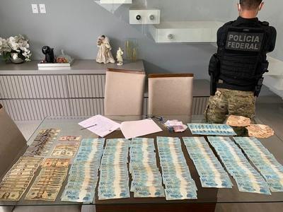 Operación de la Policía Federal DESARTICULA esquema de CONTRABANDO y TRAFICO