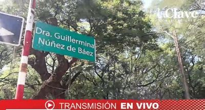 Oficializan cambio de nombre de calle adyacente al CRECE