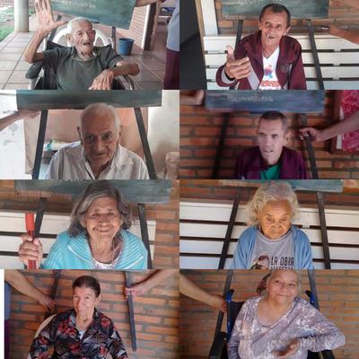 POR UN SUEÑO Y UNA SONRISA DE LOS ABUELITOS EN NAVIDAD
