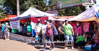 Gremios seguirán con las manifestaciones hasta que el Gobierno cumpla con lo prometido