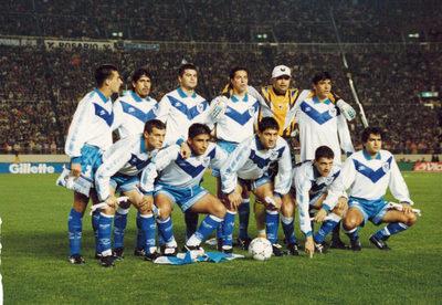 Hace 26 años, el Vélez de Chilavert gritaba campeón en Japón
