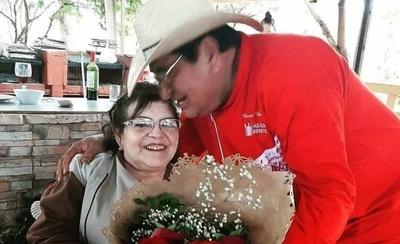 "HOY / Asador Benítez se recuperó del Covid-19: ""Mi esposa sigue viva en nosotros"""