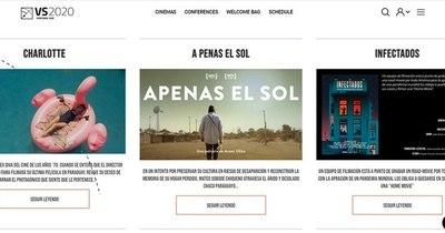 La Nación / Stand virtual de Paraguay en Ventana Sur 2020