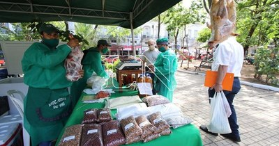 La Nación / El MAG prepara más de 50 ferias agrícolas en este diciembre