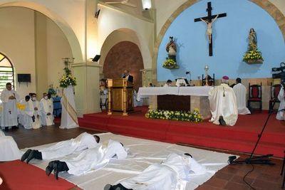 Triple ordenación sacerdotal en San Juan Nepomuceno