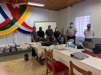 POR PEDIDO DE SCAPPINI, CONTRALORÍA AUDITA DOCUMENTOS DE LA MUNICIPALIDAD DE FRAM.