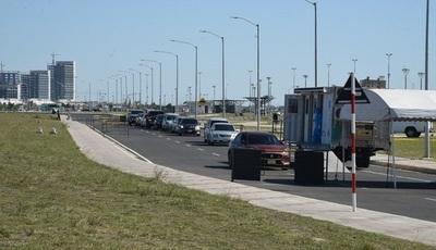 COVID19: Asunción y Central lideran la mayor cantidad de casos