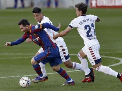 Messi vuelve a quedar fuera de la convocatoria