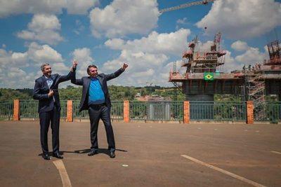 Presidentes resaltan impacto que tendrá el Puente de la Integración