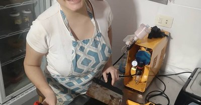 La Nación / Emprendedores LN: Eleos Chocolates artesanales aspira convertirse en una fábrica-bar