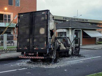 """Atraco """"extremadamente violento"""" causa terror en Brasil"""