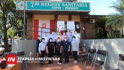 CONMEMORAN DÍA MUNDIAL DE LA LUCHA CONTRA EL SIDA