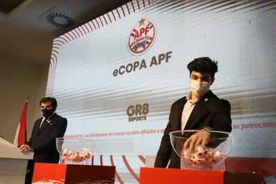 Definido el camino hacia la gloria en la eCopa APF