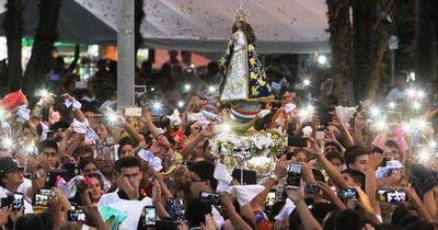 Otra tradición más arrebatada por el COVID: Virgen Peregrina ovetense no irá a Caacupé