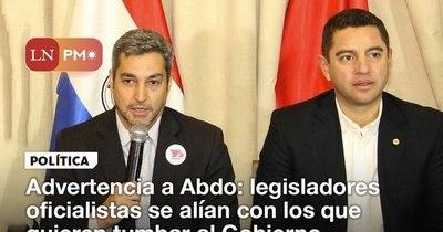 La Nación / LN PM: Las noticias más relevantes de la siesta del 1 de diciembre