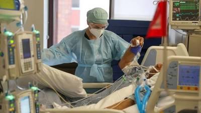 EEUU marcó un nuevo récord y tiene casi 100.000 personas internadas con coronavirus